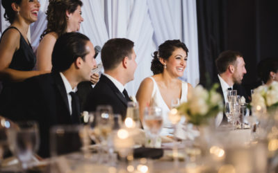 Timeless and Elegant Reception At The Estate