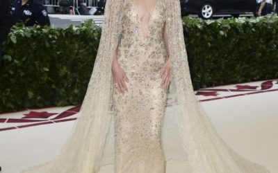 2018 Met Gala Fashion Roundup